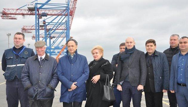 Мінгареллі назвав одну з найважливіших задач Одеського порту