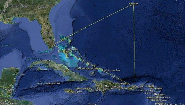 Вибухові потоки: вчені розкрили таємницю Бермудського трикутника