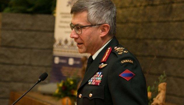 Заместителем начальника Генштаба Канады назначили украинца