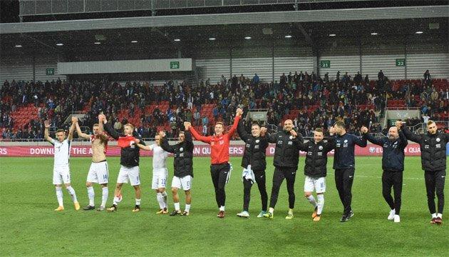 Словацький футбольний союз підтвердив проведення матчу з Україною у Львові