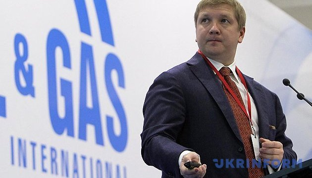 Коболєв анонсував кроки України для перегляду тарифів на транзит газу РФ