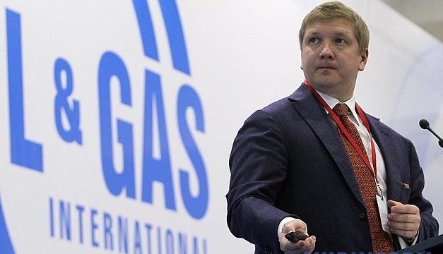 Коболєв запевняє, що вибух в Австрії не вплине на забезпечення газом українців