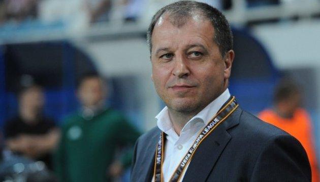 Вернидуб - кращий тренер 13 туру чемпіонату України з футболу