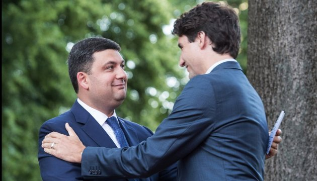 Ucrania-Canadá: ¿Qué ha cambiado durante dos años de Trudeau?
