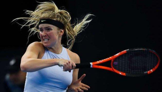 Світоліна обіграла Бартель і вийшла до третього кола турніру WTA в Індіан-Веллсі