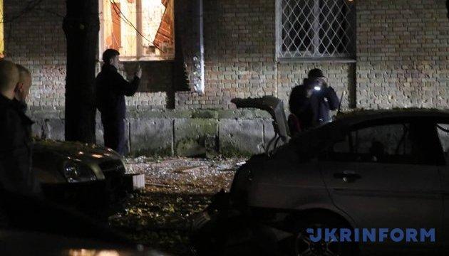 ЗМІ показали, як закладали вибухівку біля телеканалу