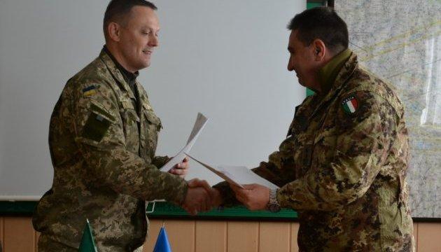 Україна виконує зобов'язання за Договором про звичайні збройні сили - інспектори