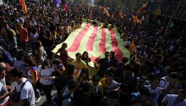 Каталонська криза коштувала Іспанії €1 мільярд