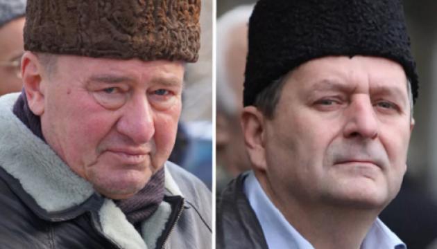 Tchiygoz et Oumerov seront à Kyiv à 13h50