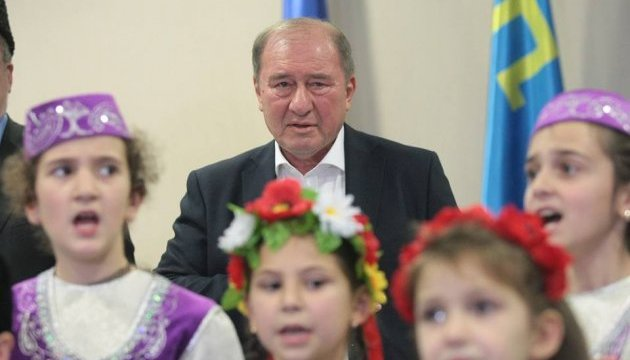 Recognition of Crimean Tatars' autonomy will help regain Crimea – Umerov