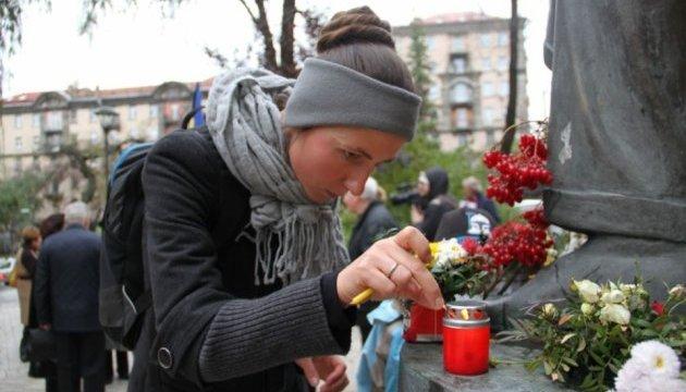 У Києві вшанували пам'ять жертв