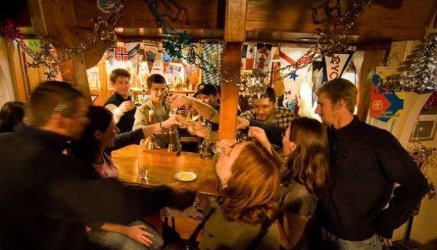 乌克兰极地考察站酒吧名列世界前茅