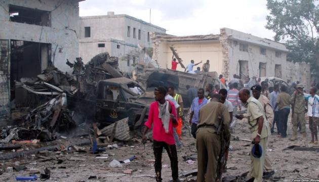 Кількість жертв вибухів у Могадішо зросла до 45 осіб - Reuters