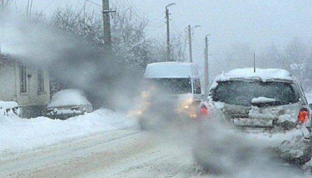 Более 200 тысяч румын остались без света из-за снегопадов