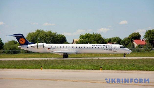 Lufthansa запустит дополнительные рейсы в Киев