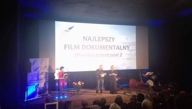 Ukrainian documentary takes first prize at Fly Film Festival in Warsaw