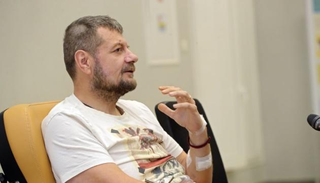 Слідчий комітет РФ висунув обвинувачення Мосійчуку й оголосив його в розшук