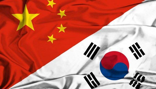 Південна Корея і Китай перезавантажують відносини