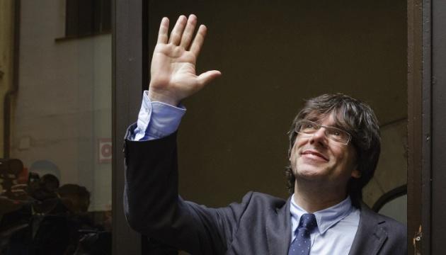 Лідер каталонських сепаратистів Пучдемон пройшов до Європарламенту