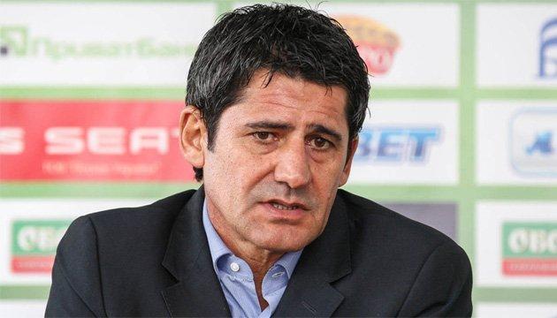 Ніколай Костов - кращий футбольний тренер 14 туру чемпіонату України