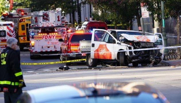 Українців серед постраждалих від теракту в Нью-Йорку немає - посольство
