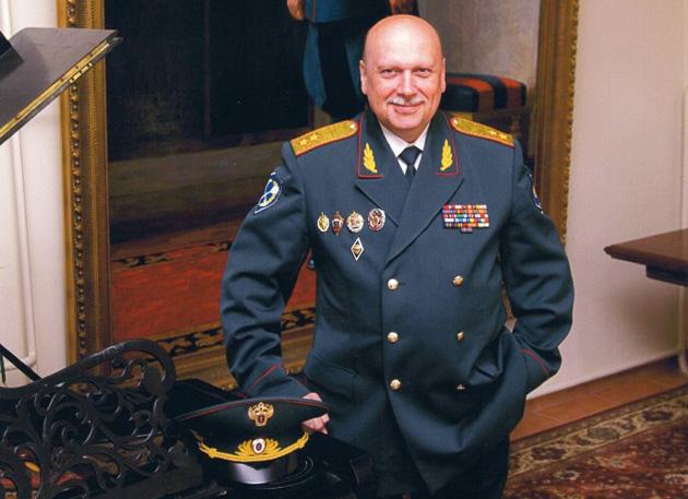 Александр Михайлов, генерал ФСБ / Фото: https://arbatovagidepar.livejournal.com