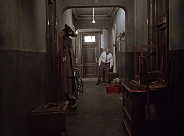 Кадр з радянського фільму
