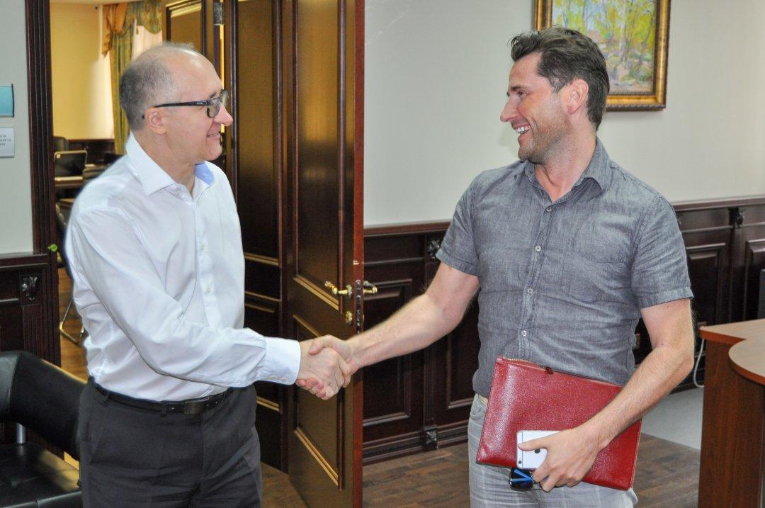 «Співпраця ВККС та  Проекту ЄС «Підтримка реформ юстиції в Україні»