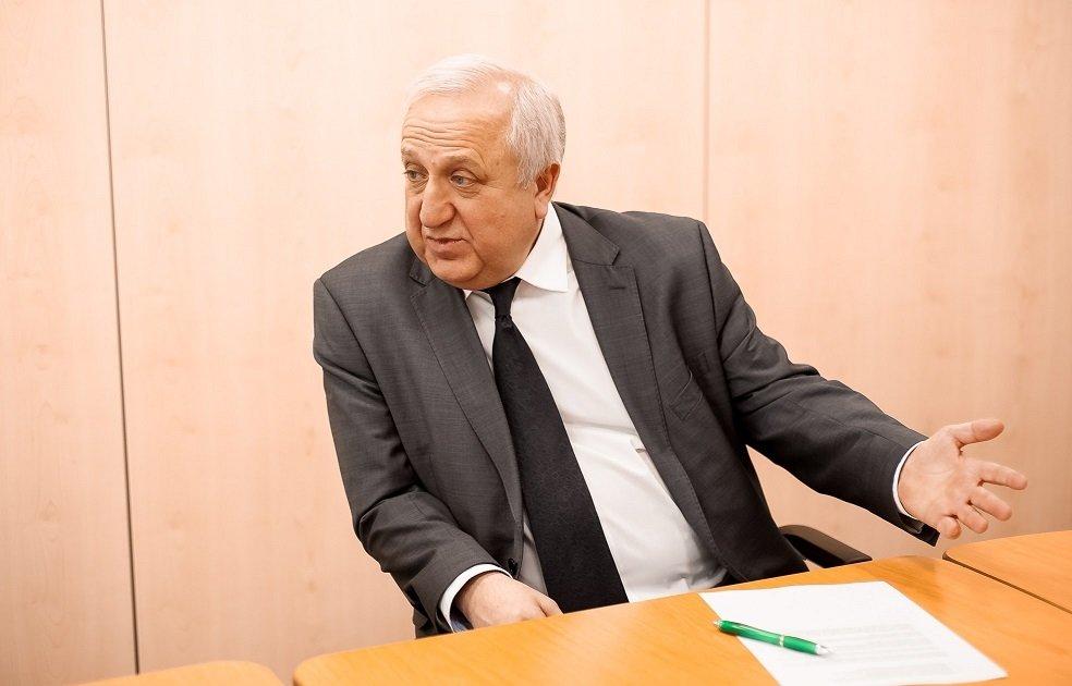 Шевки Аджунер, директор Європейського банку реконструкції та розвитку в Україні