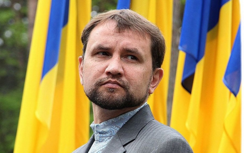 Володимир В'ятрович, голова Українського інституту національної пам'яті