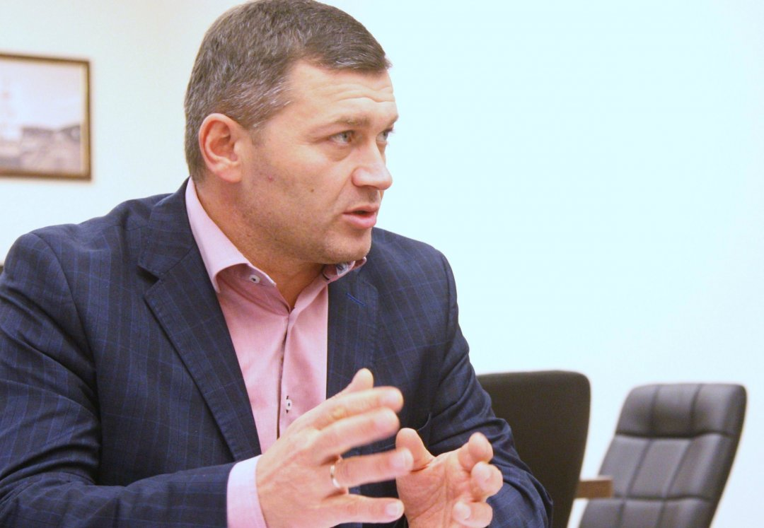 Микола Поворозник, заступник голови КМДА