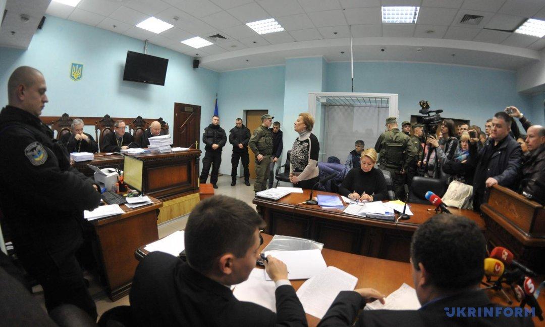 Суд отказался отпускать подозреваемого впохищениях людей вовремя Майдана