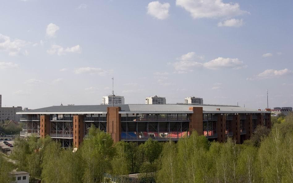 Стадіон Ювілейний Фото: Yuriy Buriak, pizzatravel