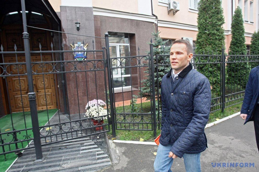Народный депутат Саакашвили поведал опредложении отГПУ на62 млн