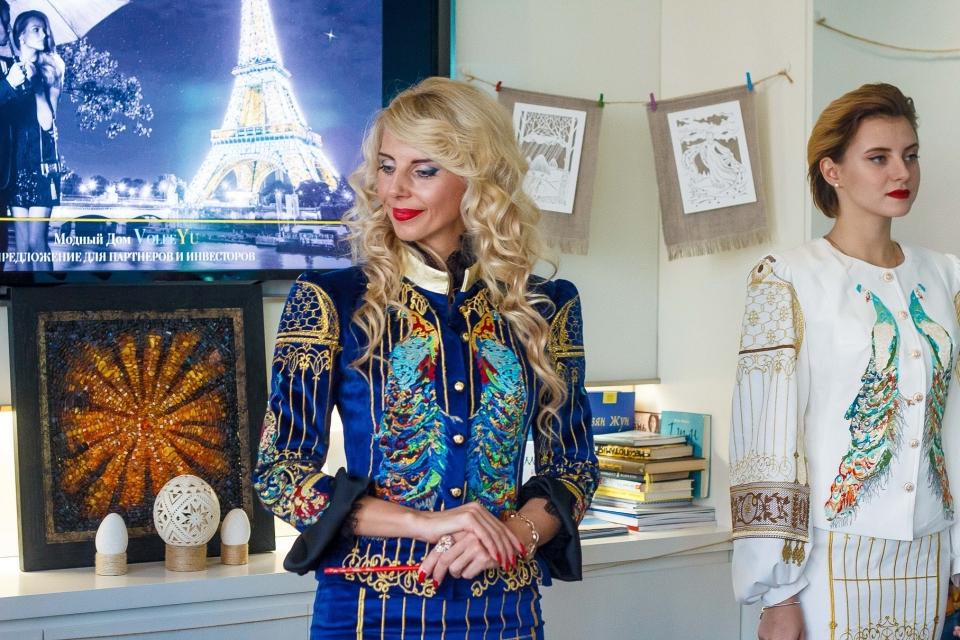 a15c99289f2cd1 У Пекіні відкрився шоурум українського бренду одягу