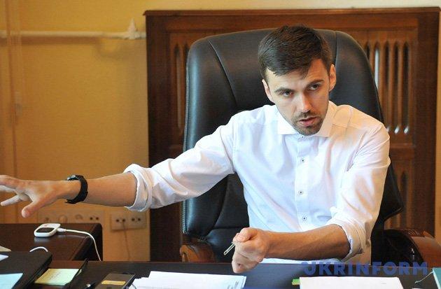 Павло Ковтонюк, заступник міністра охорони здоров'я