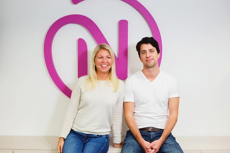 Розробники мобільного додатку для контрацепції Natural Cycles - Еліна Берглунд та її чоловік доктор Рауль Шервіцль