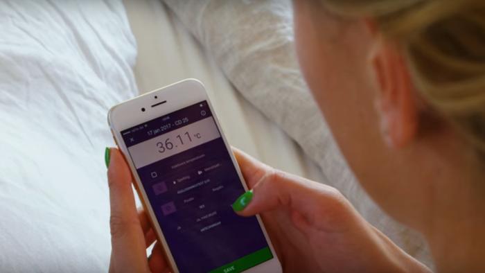 Мобільний додаток для контрацепції Natural Cycles