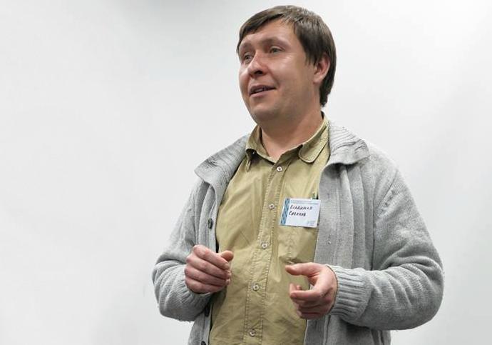 Володимир Савінов, науковий співробітник лабораторії соціальної психології особистості Інституту соціальної та політичної психології НАПН України