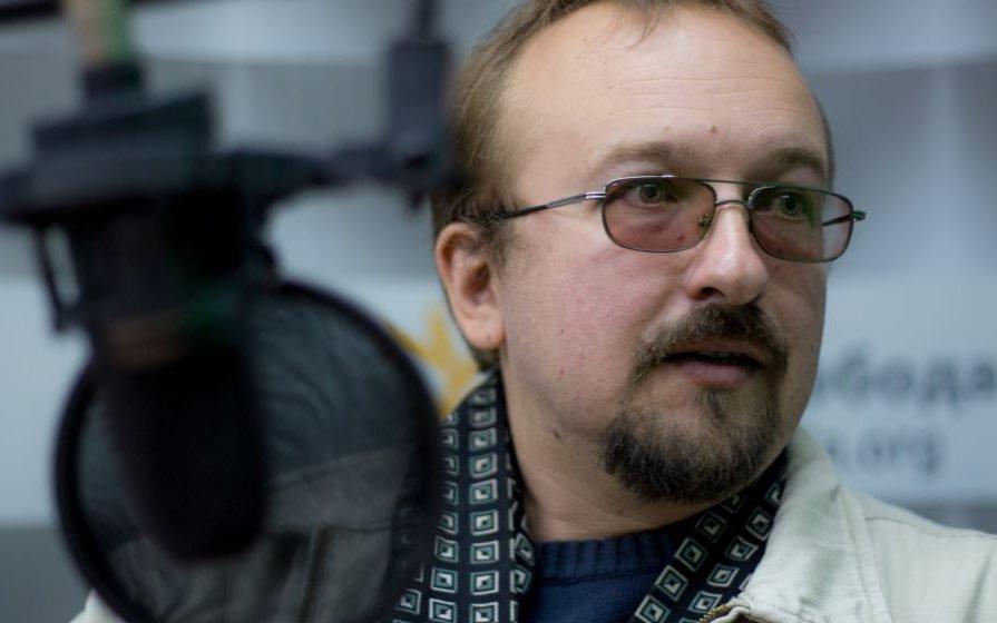 Ігар Тишкевич // Фото: Радіо Крим Реалії