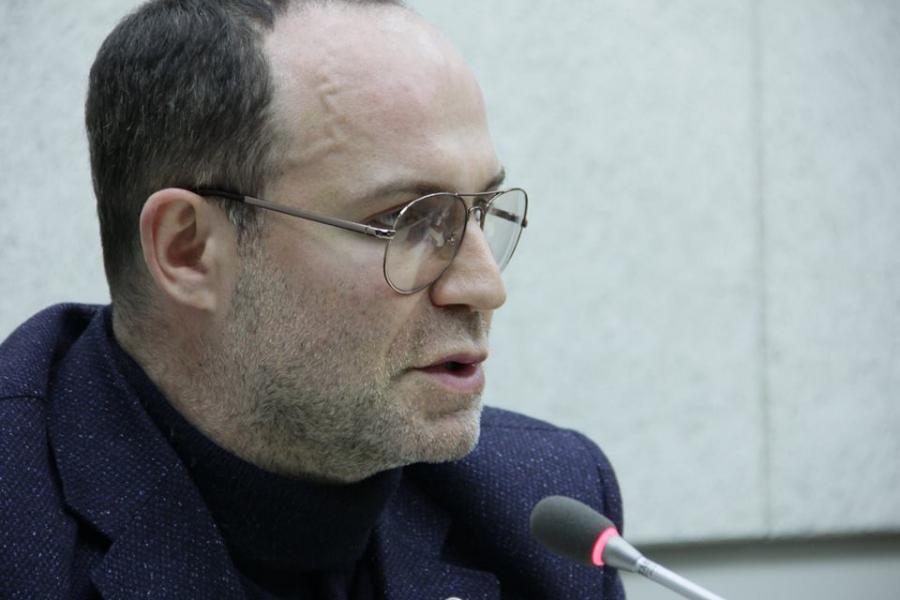 Альберт Фельдман, директор україно-ізраїльського інституту стратегічних досліджень ім. Ґолди Меїр