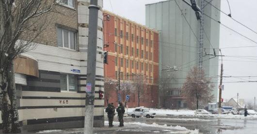 ОБСЄ повідомила про військові КамАЗи бойовиків вЛуганську