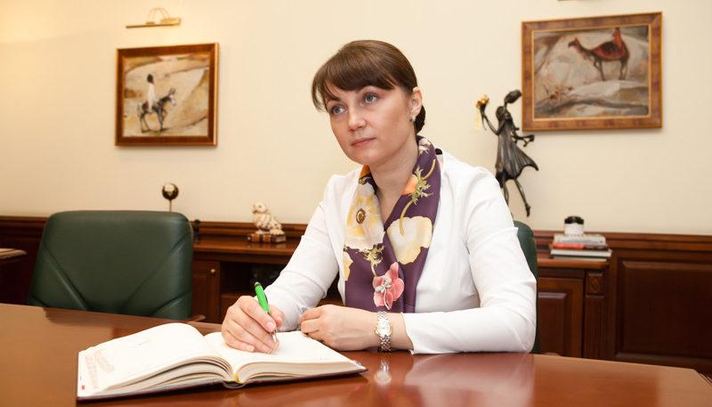 Марія Яковлєва, член колегії Державного агентства з енергоефективності та енергозбереження