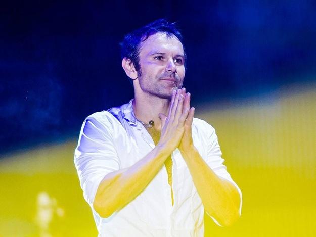 Святослав Вакарчук, лідер українського рок-гурту