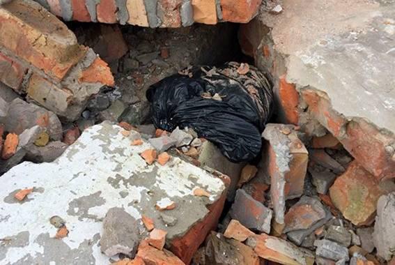 ВДнепропетровской области отыскали три тайника соружием ибоеприпасами
