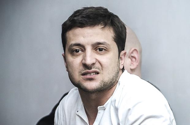 Володимир Зеленський, український шоумен, сценарист, актор, художній керівник «Студії Квартал-95»