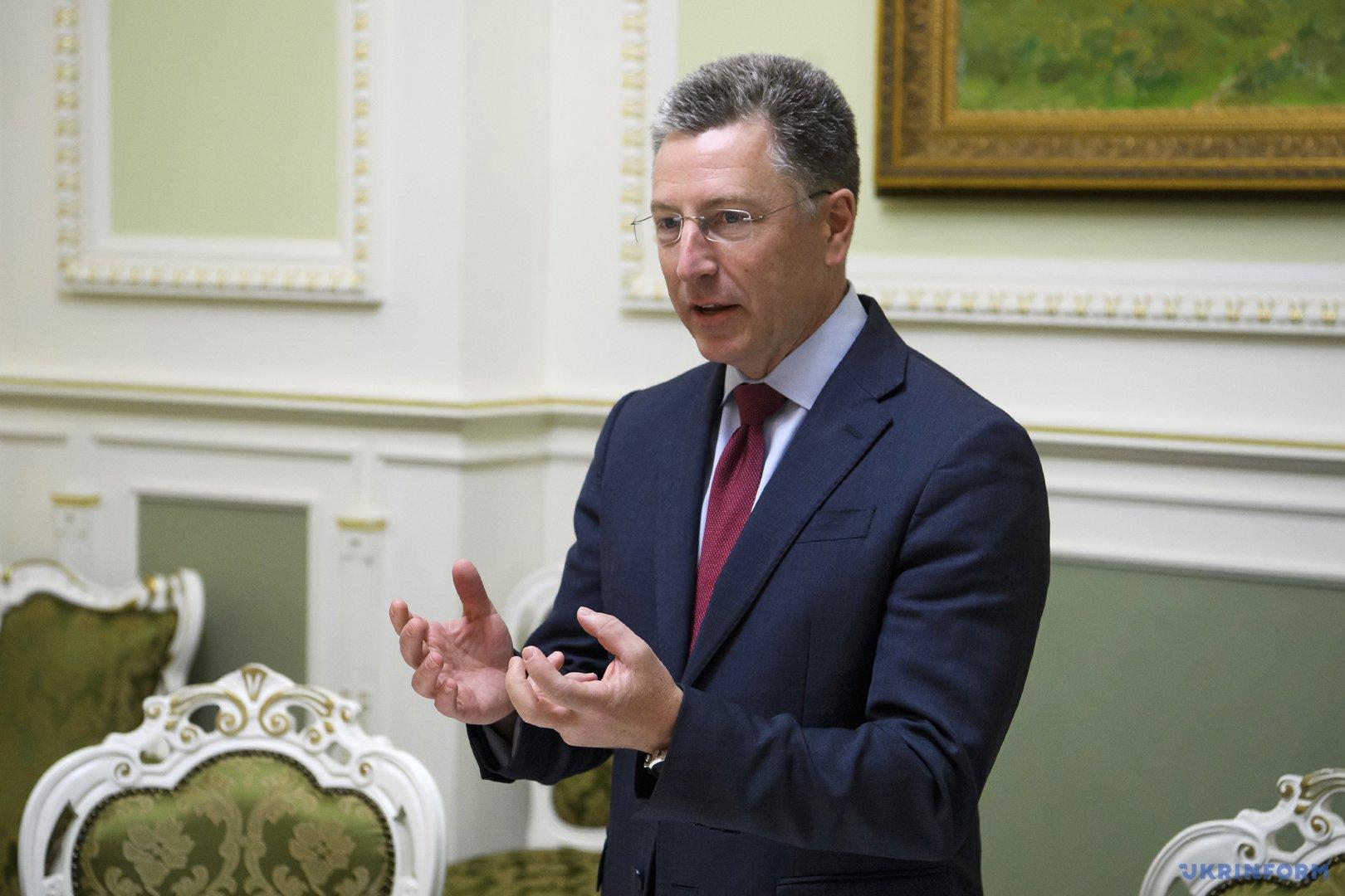 Курт Волкер / Фото: Владислав Мусиенко, Укринформ
