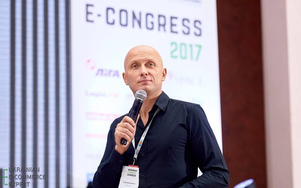 Валентин Калашник, власник маркетингової компанії «OSDirect»