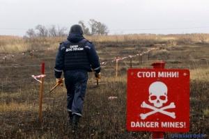1名工兵在顿涅茨克州排雷期间死亡,3名警察受伤