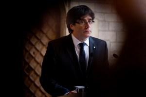 В Італії затримали лідера каталонських сепаратистів